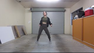AGUST D FT. SURAN- So Far Away dance choreography