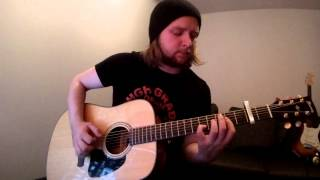 Procol Harum - A Whiter Shade of Pale (acoustic cover)