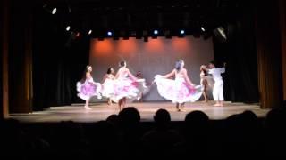 Carimbó - Balé Brasil - Danças Folclóricas Brasileiras.