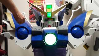 Gundam Wing Zero Custom Cosplay - Sound Test