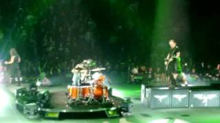 Metallica-Cyanide solo live