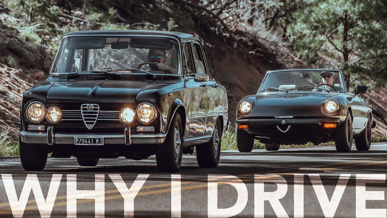 How two New Mexico co-workers pushed their Alfas and forged a friendship