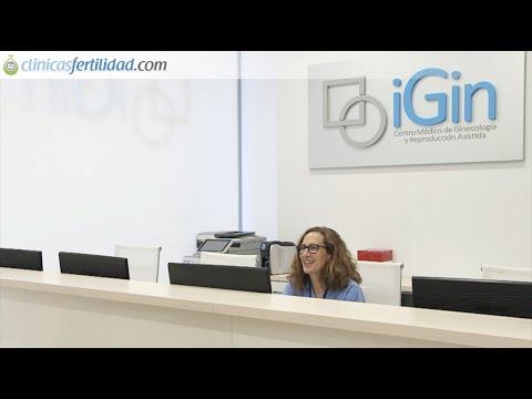 iGin - Clínicas de fertilidad