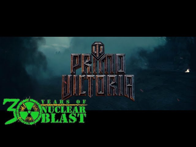 """Videoclip oficial de la canción """"Primo Victoria"""" de Sabaton."""