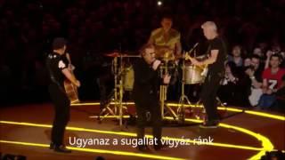U2 - Ordinary Love // Hungarian subtitle - magyar felirat