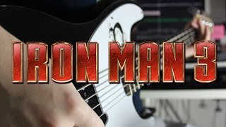 Can You Dig It (Iron Man 3) Guitar Cover