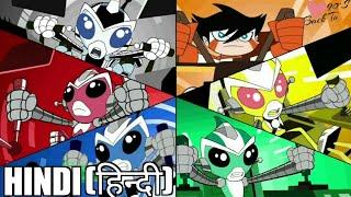 Super Robot Monkey Team Hyperforce Go Hindi Intro Opening (हिन्दी)