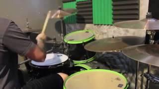Taylor Fuhrman - Darke Complex - Void Drum Cover
