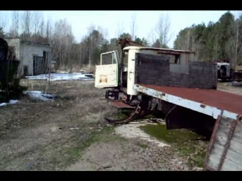 Pripyat – Komisariat Milicji / Police Station