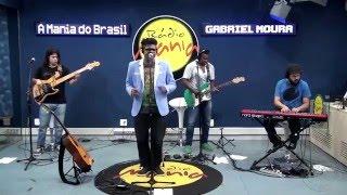 🔴 Radio Mania - Gabriel Moura - Felicidade