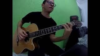 Tiê -Amuleto (Eldo Boss toca  violão)