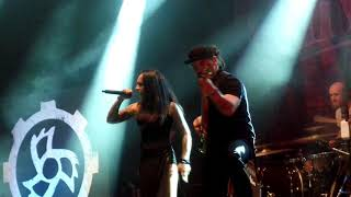 "Jinjer - ""Words Of Wisdom"" Summer Breeze Festival 18.08.18"