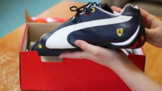 PUMA Ferrari Future Cat 10 Unboxing / Review