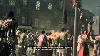 Assassin's Creed II Assassination Walkthrough Girolamo Savonarola (Bonfire of the Vanities)