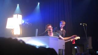 Alex Goot @ the Highline 8/24: Cover How to Save a Life by The Fray