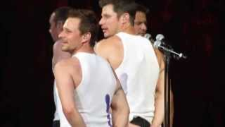 "98 degrees ""Because of You"" Atlanta Concert June 2013"