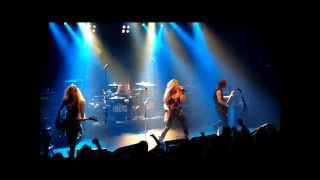 The Local Band - Fallen Angel, partly (Poison cover) at Tavastia 27.12.2013
