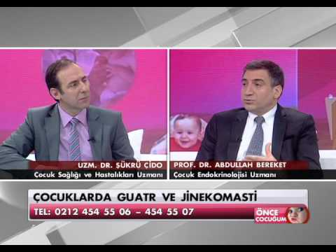 Çocuklarda Guatr ve Jinekomasti - Önce Çocuğum 7 Mart 2013
