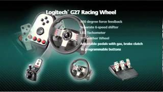 Logitech G27 Racing Wheel - ProGamingShop.sk