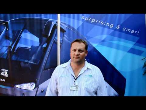 Protours Coach Charters in South Africa to include WiFi