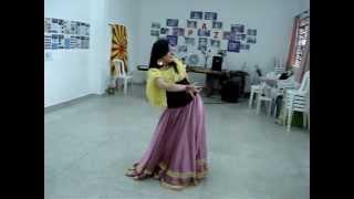 Mahira Al Shakt- Dança Cigana- Semana da Paz 2012