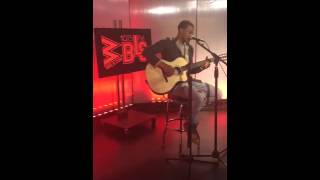 Jonathan McReynolds - The Way That You Love Me - WBLS Acoustic Session