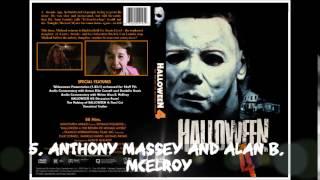 Top 13: Horror Audio Commentaries