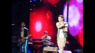 Alessandro Casillo - Io scelgo te (Music Summer Festival) 28.06.13