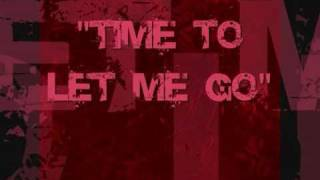 Gloriana - Time To Let Me Go (with lyrics)