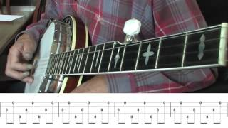 Beginning Bluegrass Banjo - Lesson 18 - Some more Roll Patterns