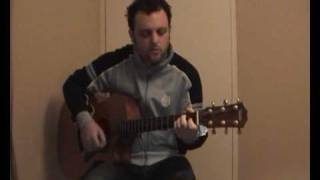 kasabian - where did all the love go - cover