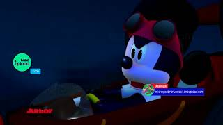 Mickey: Aventuras sobre ruedas | Hechizada la carrera hoy será | Canción | Español Latinoaméricano