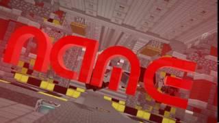 Epic Minecraft Space Intro Template! (C4D & SVP)