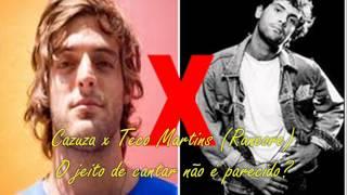 As Vozes Idênticas Na Música - Cazuza x Teco Martins (Rancore)