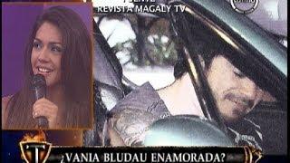 Vania Bludau enamorada una vez más
