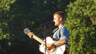 Justin Bieber - Cold Water [Live at BST Hyde Park]