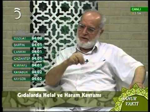 SAHUR VAKTI-HUSEYİN KAMİ BÜYÜKÖZER-HELAL GIDA-2bölüm