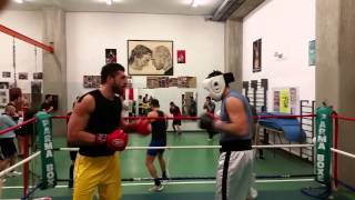 Matteo Azzali Boxing Motivation Kid Saracca