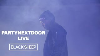 "PARTYNEXTDOOR Performs ""Recognize"" in Houston | PND LIVE World Tour"