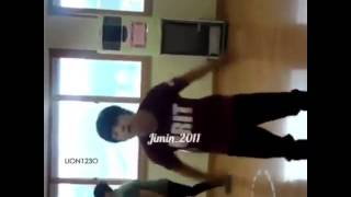 "2011 BTS jimin dance - ""MIROTIC"""