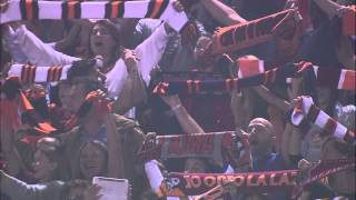 AS Roma official anthem live from Stadio Olimpico