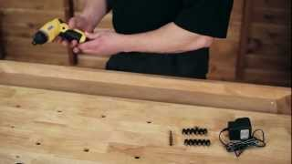 Toolbox ROK Tools: 3.6v Screwdriver - Product Review