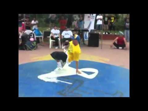 Escena Bboy Nicaragua – Nica Killed The Beat-Top 16 – 2011