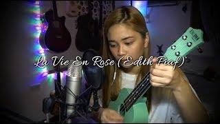 La Vie En Rose (Edith Piaf) Ukulele Cover - Ruth Anna