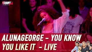 AlunaGeorge - You Know You Like It  - Live - C'Cauet sur NRJ