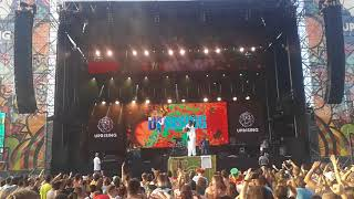 Macka B - Never Played A 45 live @ Uprising 2017