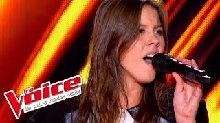 The Voice 2013 | Fanny Leeb - Don't Stop the Music (Rihanna) | Blind Audition