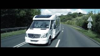 Auto-Sleeper Burford 2018 - Mercedes Coachbuilt Motorhome