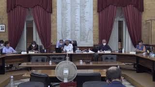 Consiglio Comunale Marsala - Seduta del giorno 22-09-2021