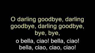 Bella ciao (english subtitles)